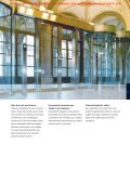 Automatic sliding door SLX/PSX system - Barbour Product Search - Page 5