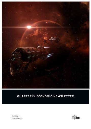 QUARTERLY ECONOMIC NEWSLETTER - EVE Online Romania
