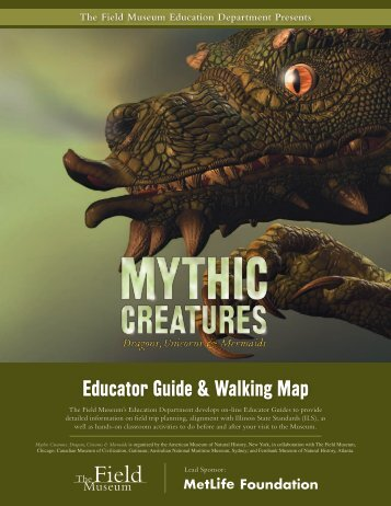 Mythic Creatures - The Field Museum