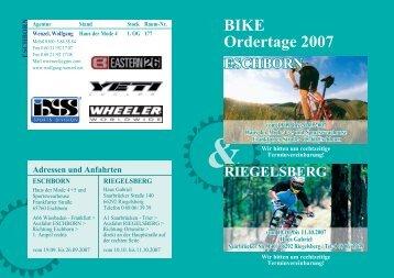 eschborn - FS Radsport