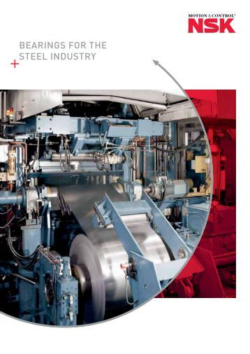 BEARINGS FOR THE STEEL INDUSTRY - Dagmita