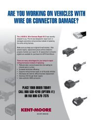 are you Working on vehicles With Wire or connector ... - Hyundai - SPX
