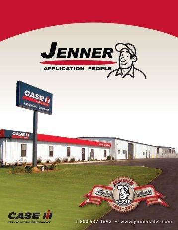 Catalog Volume 50 - Jenner Sales Corporation