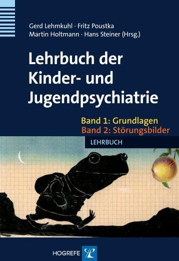 Lehrbuch der Kinder- und Jugendpsychiatrie - Krammer