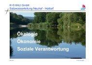Projektpräsentation Salzwasserleitung (PDF | 554 KB) - K+S ...