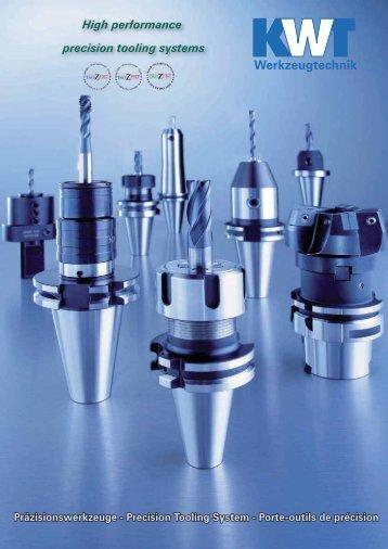 KWT Werkzeugtechnik Katalog