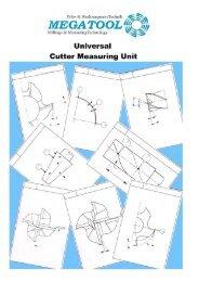 Universal Cutter Measuring Unit - MEGATOOL