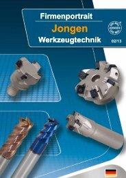 geht es zum Firmenportrait der Jongen Werkzeugtechnik. (pdf)