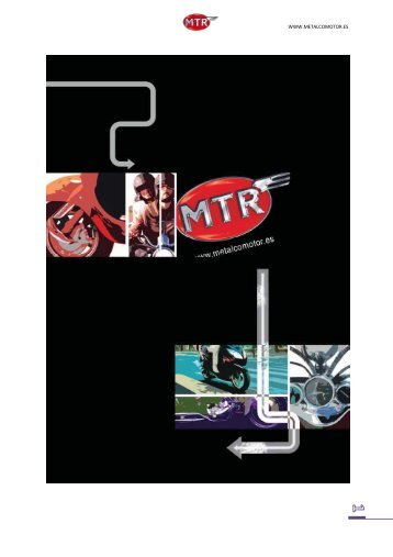 catalogue mtr _français - Metalco Motor