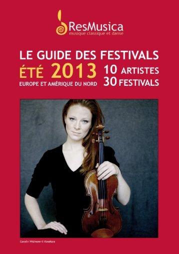 Guide-ResMusica_Festivals2013