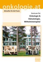 Onkologie & Hämatologie, Wilhelminenspital - Zentrum für ...