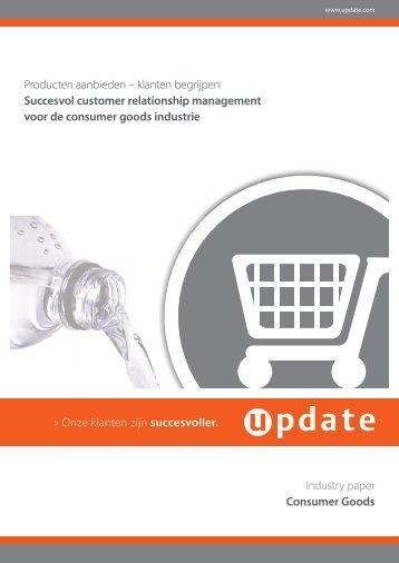 PDF Download CRM voor de consumer goods industrie - Update ...
