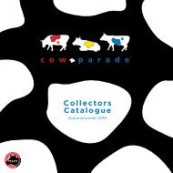 Collectors Catalogue - Maison HOCQ Gilly
