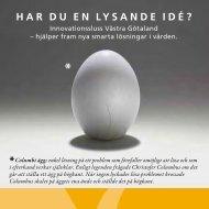 Broschyren om Innovationssluss Västra Götaland (pdf)
