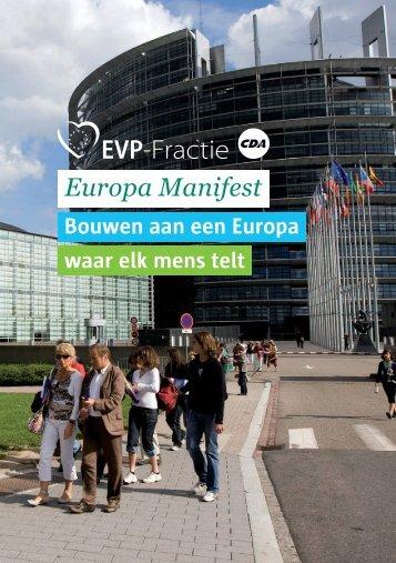 Europa Manifest