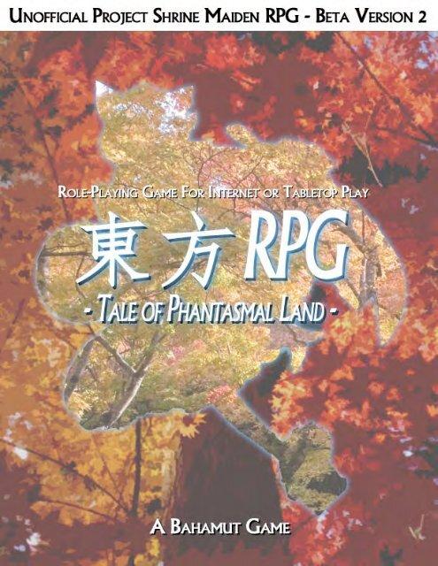 Tale of Phantasmal Land