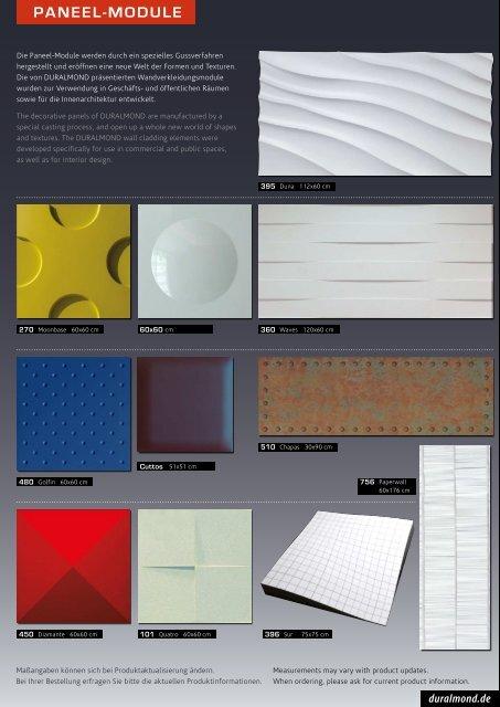 Kreative Ideen für Wand und Decke - Wand- und Deckenelemente ...