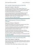 Public Health Effectiveness Bulletin - Page 2