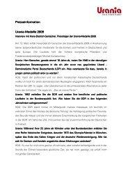 Urania Berlin Interview Genscher2009