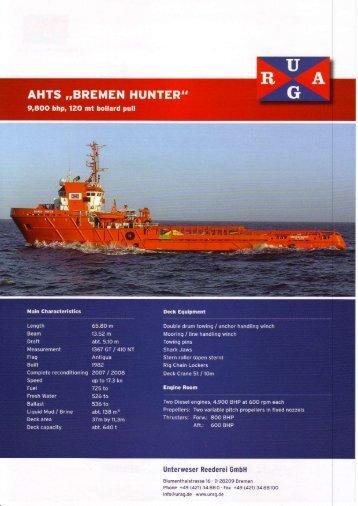Unterweser Reederei GmbH - Urag