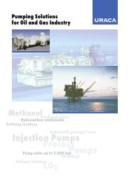 Pumping Solutions For Oil And Gas Industry