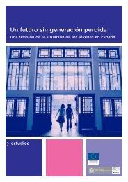 Un futuro sin generación perdida