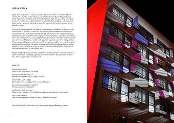 reader - Urbanscreen
