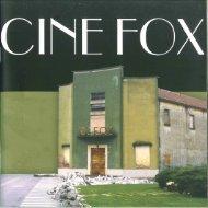 OPUSCOLO - STORIA del CINE FOX - Comune di Caorso