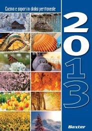 scarica calendario 2013 - Cucina Lineare Metabolica
