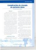 Paciente Idoso - Colégio Brasileiro de Cirurgiões - Page 5