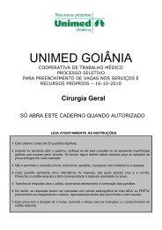 Cirurgia Geral - Imagemedados.com.br