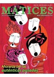 edicion impresa - Revista Matices