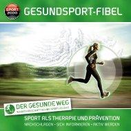 Gesundsport-Fibel - Sport 2000