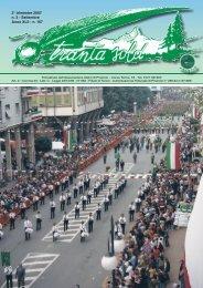 Settembre 2007 - ANA Sezione di Pinerolo