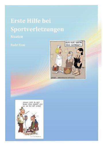 Erste Hilfe Kuatsu von Fadri Ernie (PDF) - Taekwon-Do International