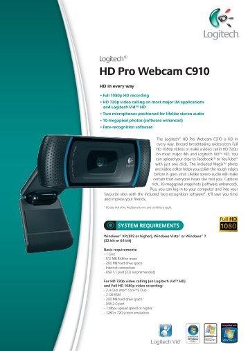 Philips Webcam PCVC720 Drivers for Windows 10