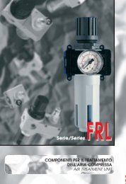 Serie FRL Mini