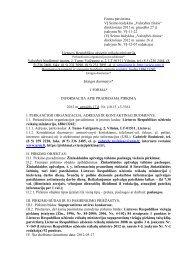 """Forma patvirtinta VĮ Seimo leidyklos """"Valstybės žinios"""" - Užsienio ..."""