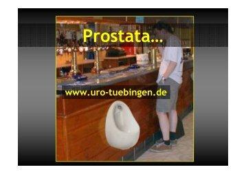 Prostata…