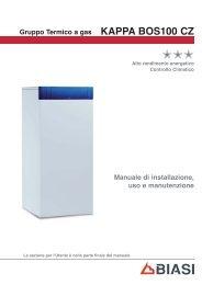 60103642_R2 (KAPPA BOS100 CZ - IT - 3 stelle).pdf - Biasi