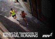 NATURAL RUNNING - Valli Sport