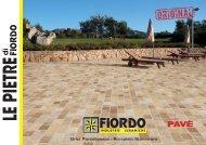 Catalogo di serie - Fiordo Industrie Ceramiche