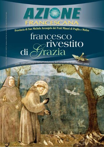 Numero Aprile 2009 del 06.04.2009 - Provincia di San Michele ...