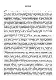 Racconto Ferroviario di Vita Vissuta - FerrovieInRete.com
