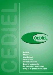 Catalogo Elettromeccanica - CEDIEL