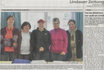Lindauer Zeitung - ursula hosch