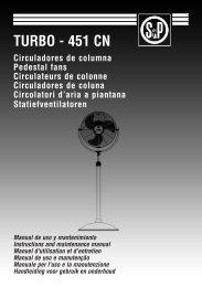 TURBO - 451 CN - Soler & Palau Sistemas de Ventilación, SLU