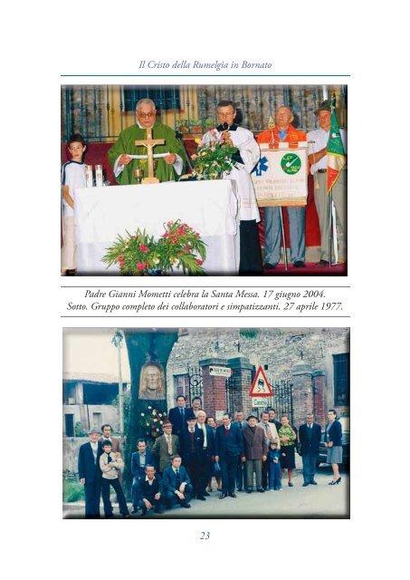 Il Cristo della Rumelgia - Parrocchia di Bornato