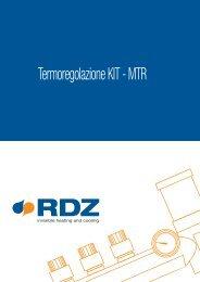 Scarica la brochure - RDZ