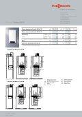 Caldaia a condensazione a gas VITODENS 300-W - Viessmann - Page 4